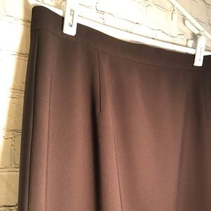 Jones New York Platinum Skirt